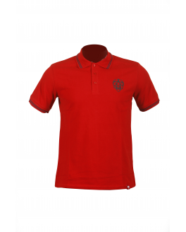 Polo Casual Rojo