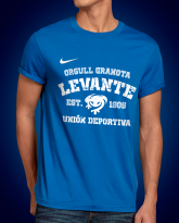 Camiseta Levante UD Royal Adulto